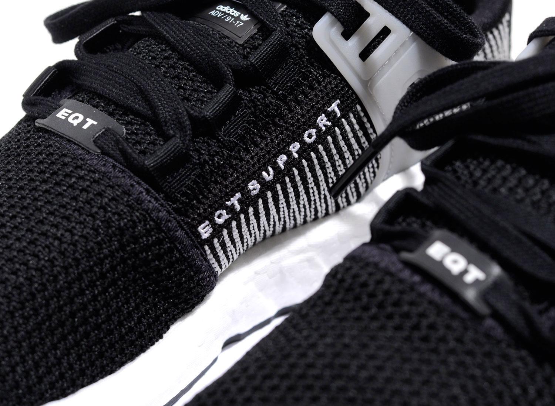 Adidas eqt sostegno 93 / 17 nucleo nero by9509 / soldes / novoid plus