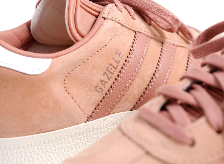 sports shoes 6b592 d29a3 Adidas Gazelle W Raw Pink BB0658   Soldes   Novoid Plus