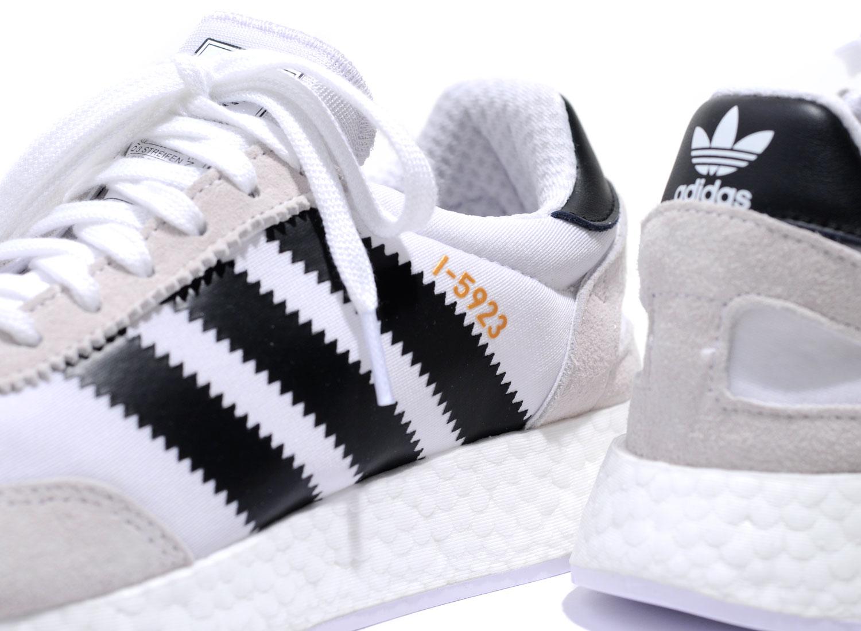 Adidas Originals I 5923 White Black