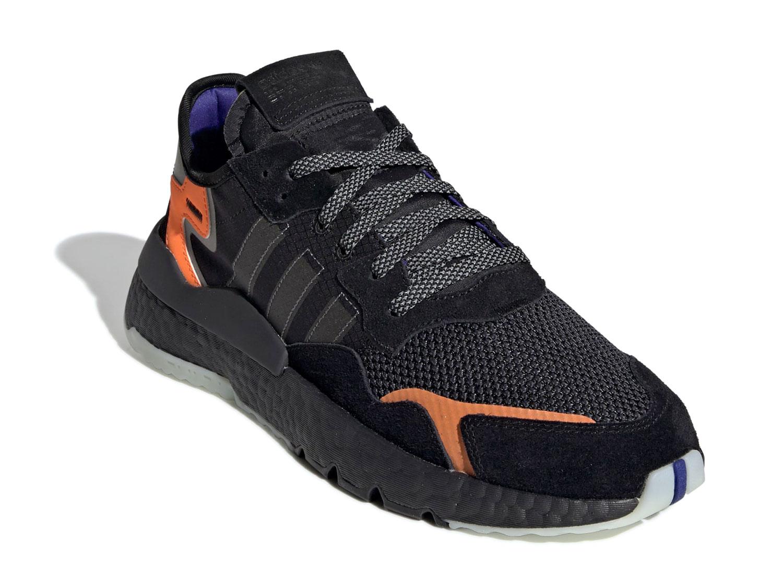 15b94b845c3680 Adidas Nite Jogger Boost Black   Carbon CG7088   Soldes   Novoid Plus