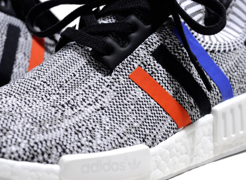 reputable site b57c4 36db4 Adidas Originals NMD R1 PK Blanc