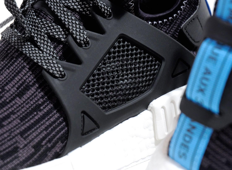 Cheap Adidas NMD XR1 Triple White On Feet Cheap
