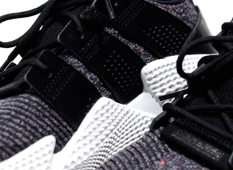 Adidas Originals Prophere Core Black Solar Red