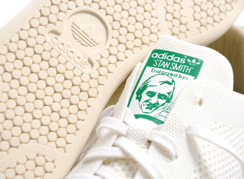 Adidas Stan Smith OG PK Primeknit Green White Mens S75146