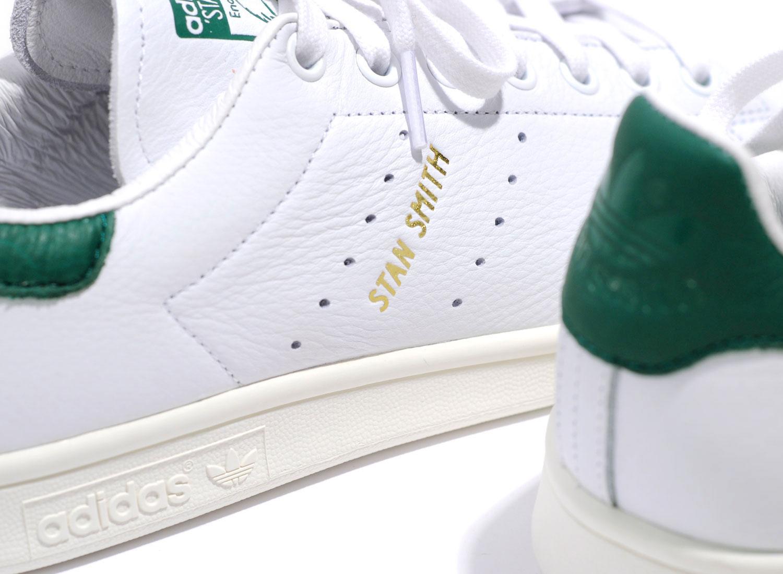 74b5bd1fb40a Adidas Stan Smith White   Green CQ2871   Soldes   Novoid Plus