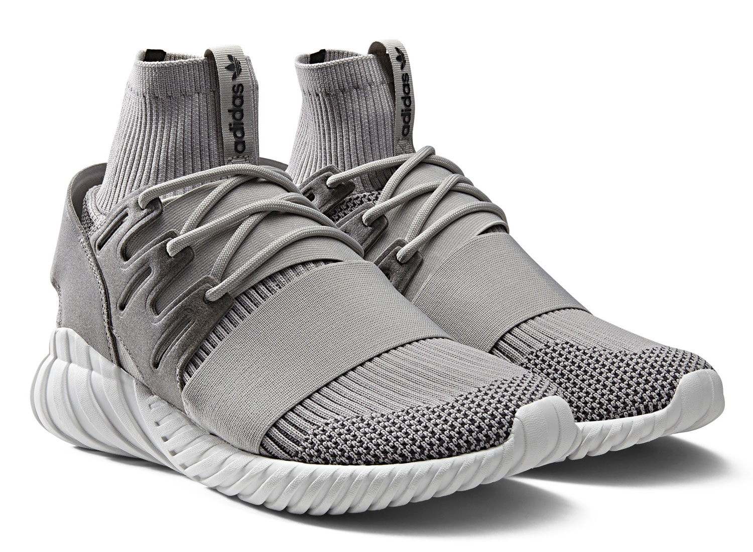 quality design f7395 b423a Adidas Originals Tubular Doom PK Clear Granite