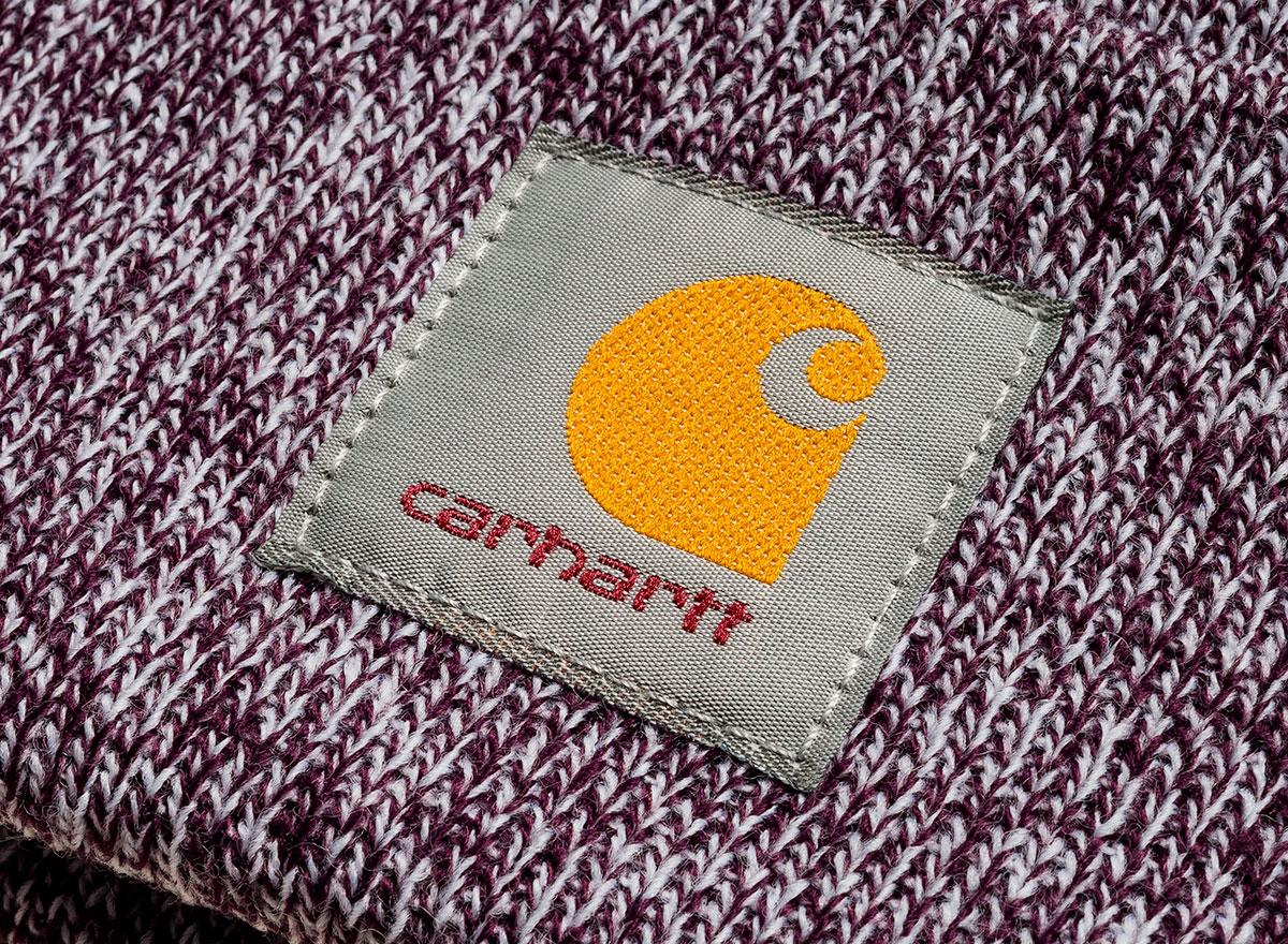 a948aaf590bfe Carhartt Scott Watch Hat Chianti Snow I015523   Soldes   Novoid Plus