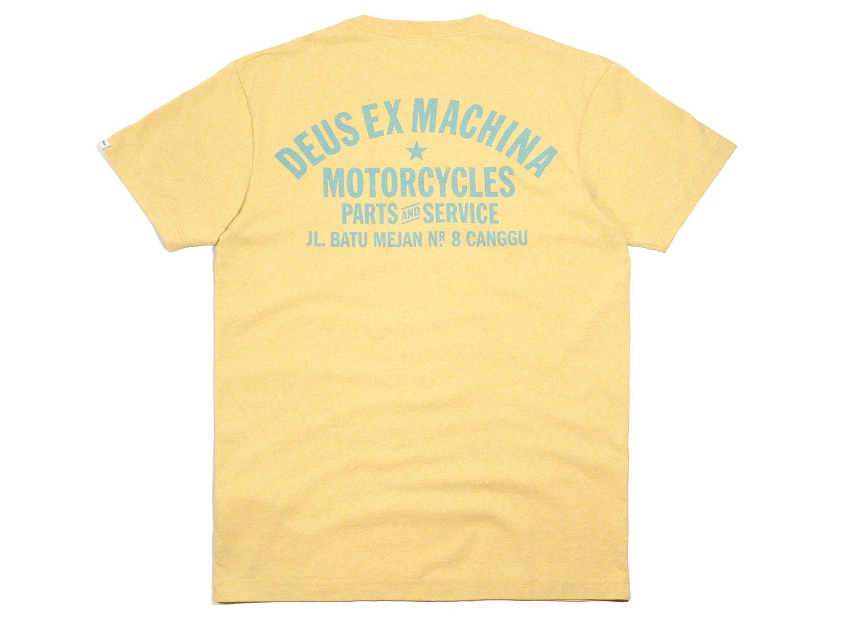 Daftar Harga Deus Ex Machina Navigation T Shirt Pale Blue Free Uk ... e9e6ca243