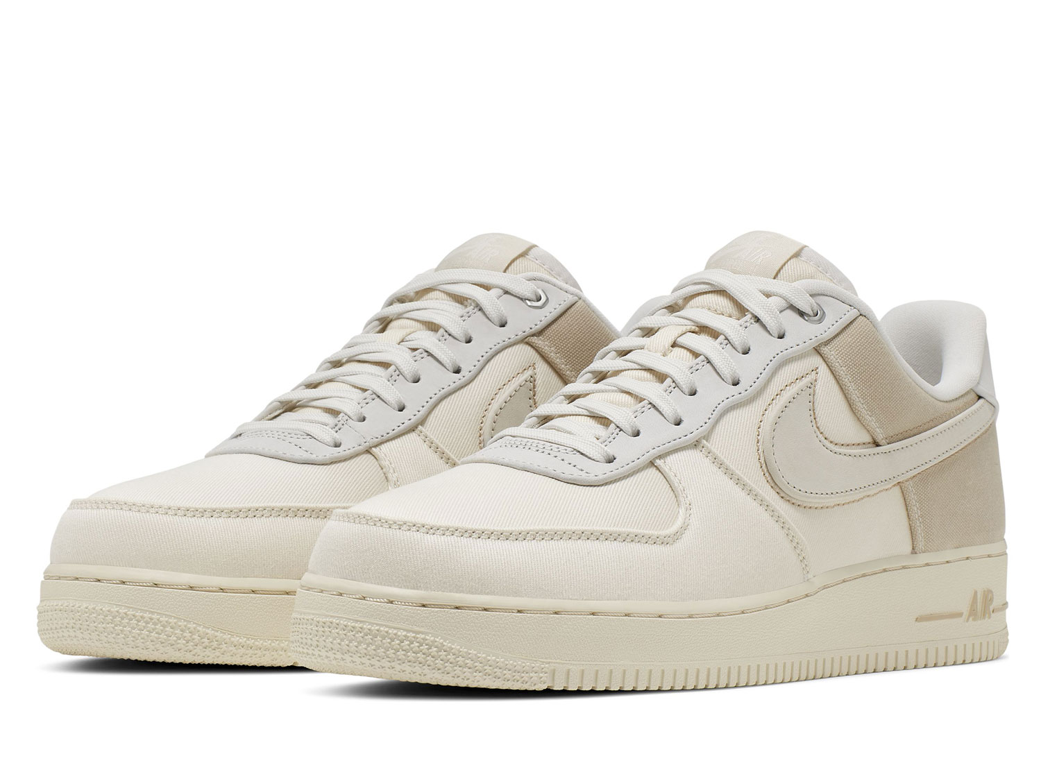 Nike Air Force 1 PRM Pale Ivory : Release date, Price & Info