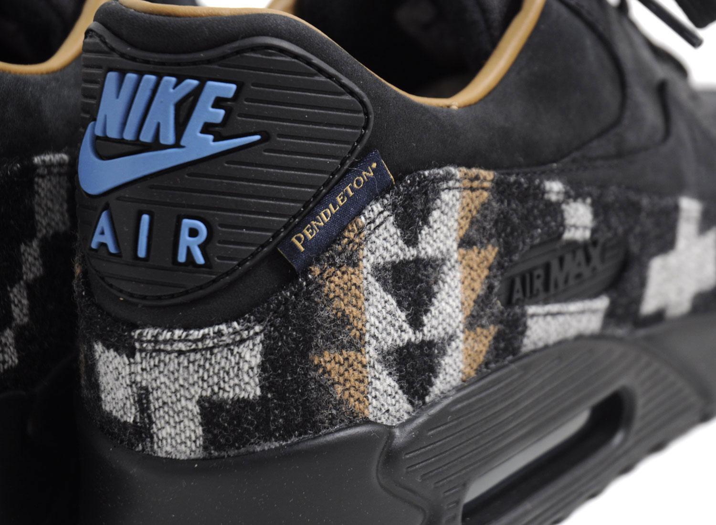 Nike Air Max 90 Pendleton QS Black
