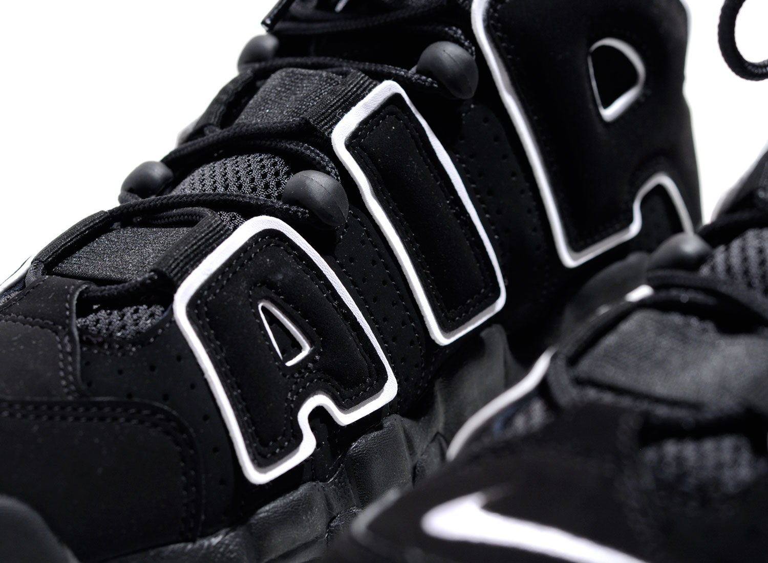 newest fd720 66fdc Nike Air More Uptempo Black 414962-002  Soldes  Novoid Plus