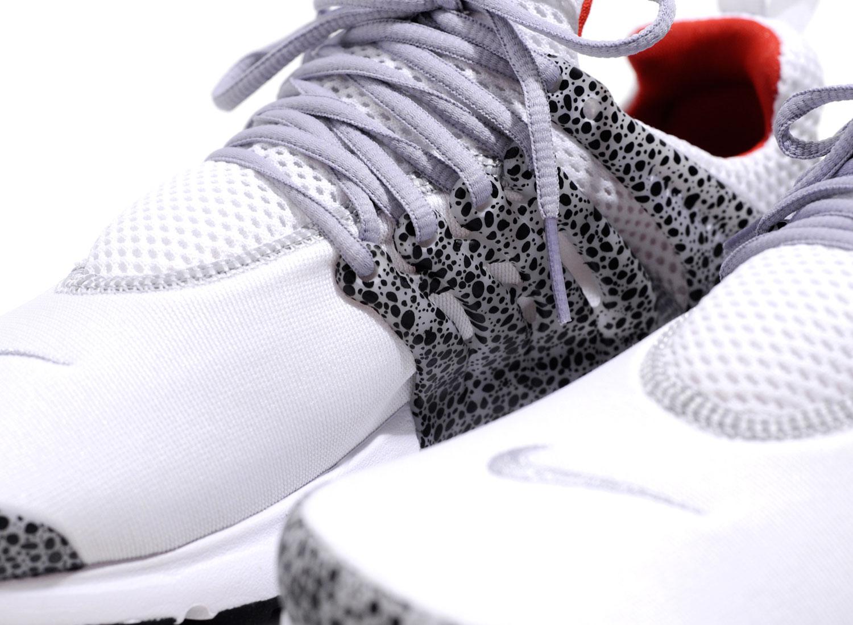 Nike Air Presto Safari QS White 886043-100   Soldes   Novoid Plus fb79c5f8d