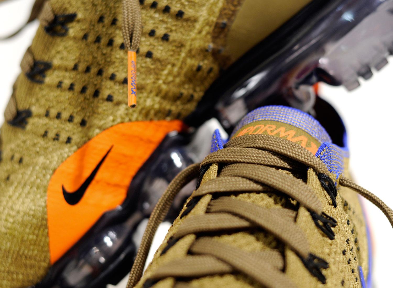 19c976bce61d Nike Air VaporMax Flyknit 2 Golden Beige 942842-203   Soldes   Novoid Plus
