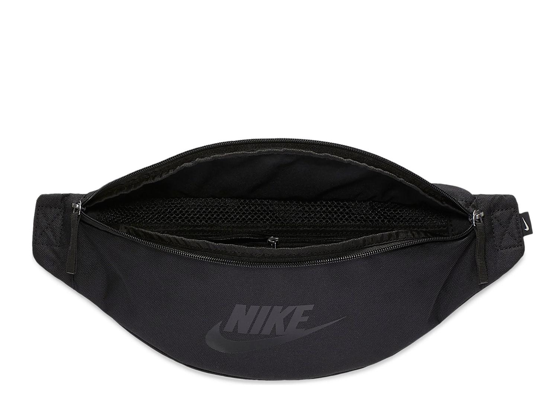 27c5b02a2e Nike Sportswear Heritage Hip Pack Black / Amarillo
