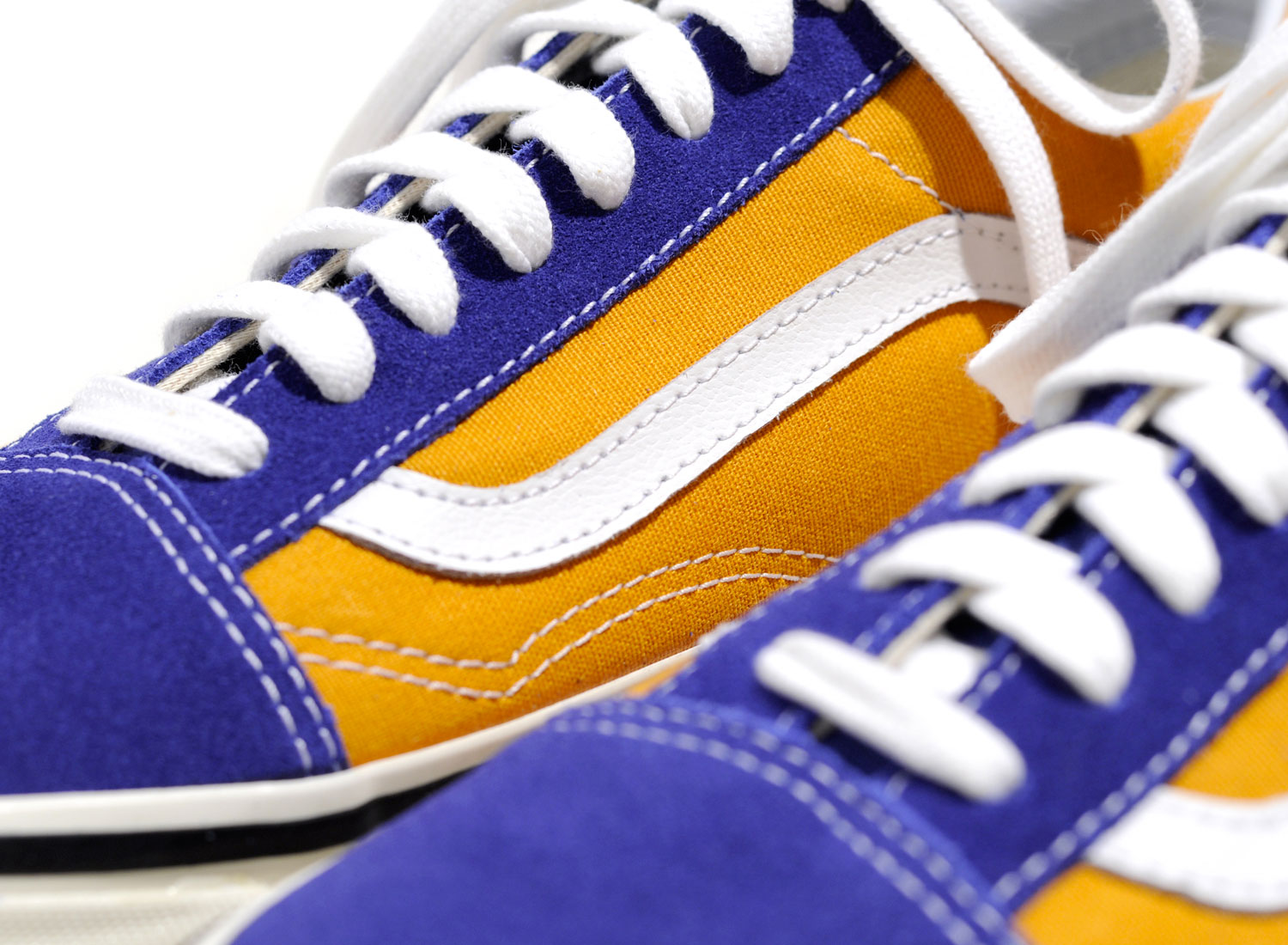 Vans Old Skool 36 DX Anaheim Factory OG Blue