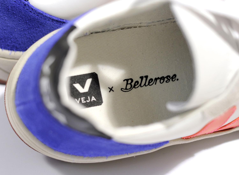 Veja x Bellerose V10 Bastille Leather