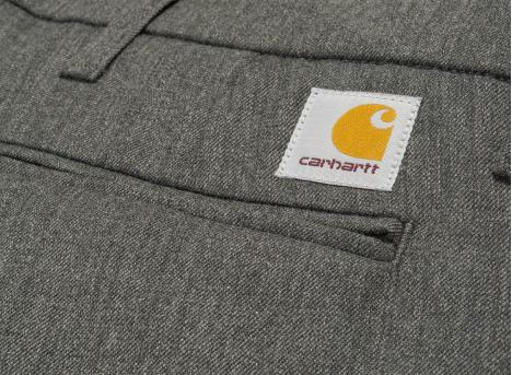 Carhartt Sid Pant Grey Heather I023983