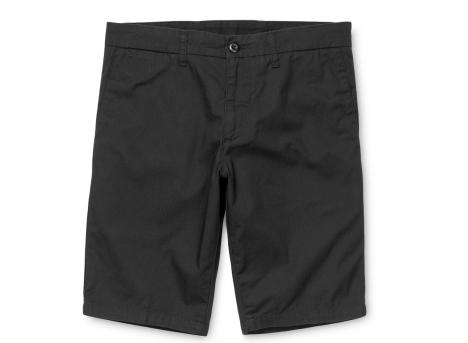 Carhartt Sid Short Black I018844