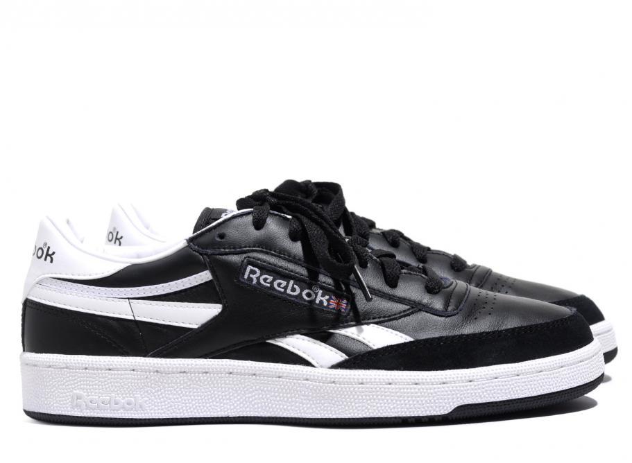 Reebok Revenge Plus TRC Black White BS6518