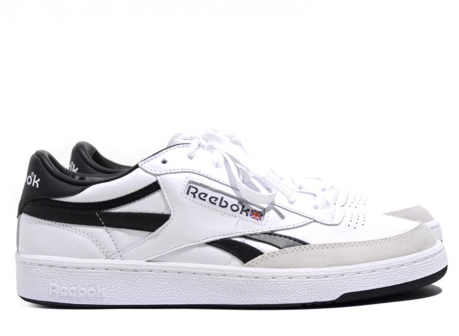 Reebok Revenge Plus TRC White Black BS6517