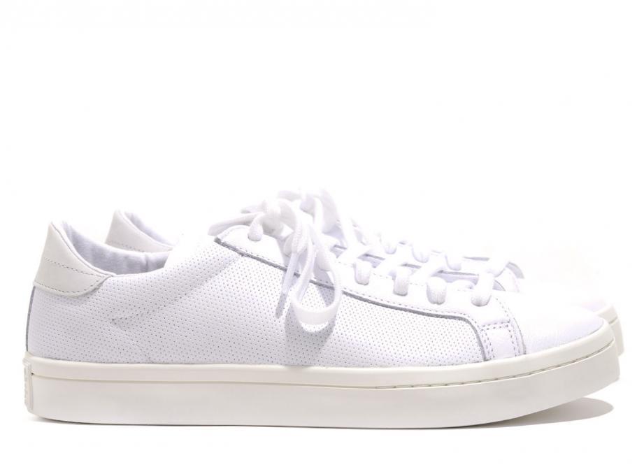 Adidas Court Vantage White BZ0426   Soldes   Novoid Plus e698745c2772