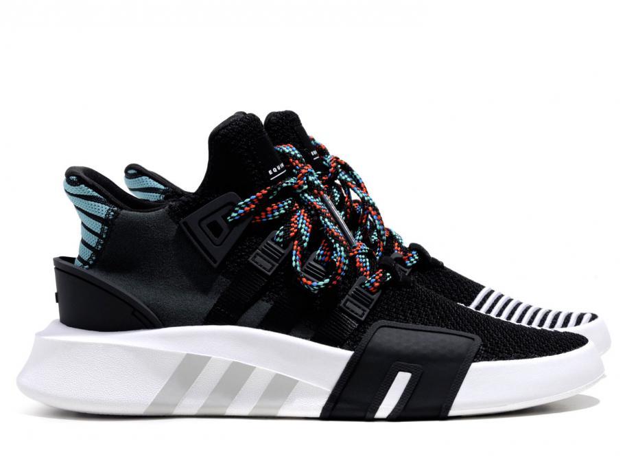 separation shoes 8c87d 1ceba Adidas Originals EQT Bask ADV Black