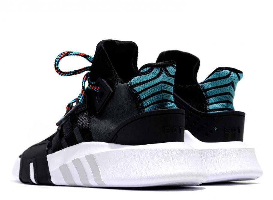 9b7cfad24f76 Adidas EQT Bask ADV Black CQ2993   Soldes   Novoid Plus
