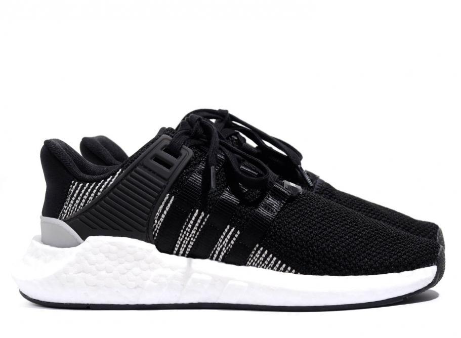 cheaper 87fda bb2c0 Adidas Originals EQT Support 93/17 Core Black