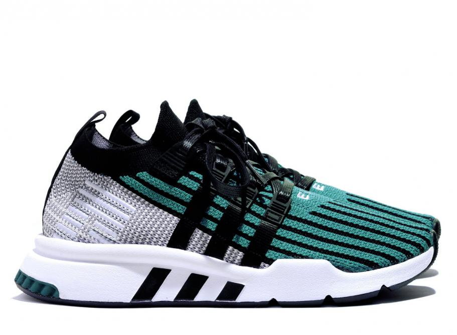 hot sale online f99eb 2e5f5 Adidas Originals EQT Support Mid ADV PK Core Black