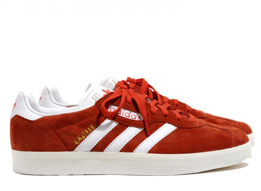Adidas Gazelle Super Red White BB5242   Soldes   Novoid Plus 01cce1210f2a