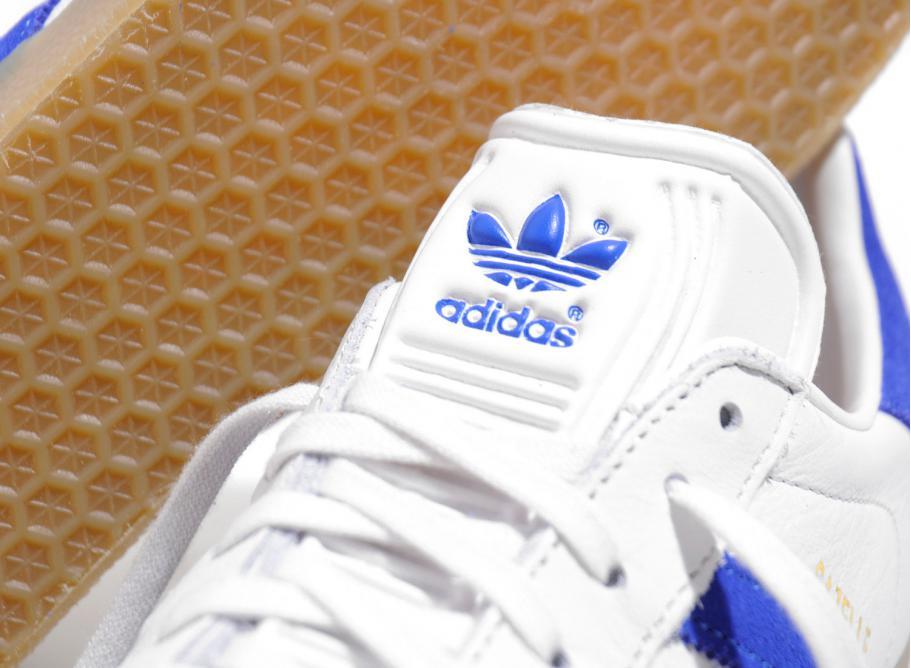 Adidas Originals Gazelle Vintage White / Bold Blue
