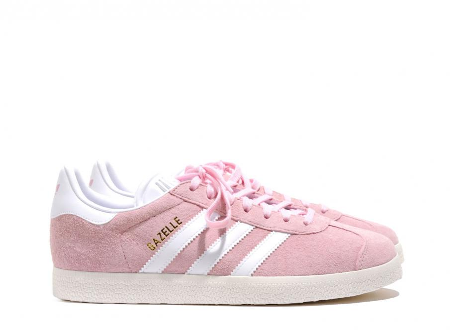 ADIDAS ORIGINALS GAZELLE W PINK / WHITE