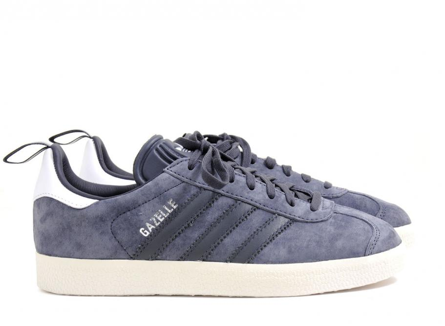 adidas gazelle w utility blue bb0659 novoid plus. Black Bedroom Furniture Sets. Home Design Ideas