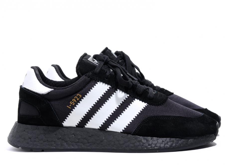 002d14f34 Adidas Iniki I-5923 Black / White CQ2490 / Soldes / Novoid Plus