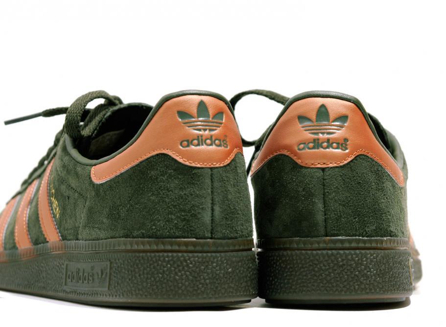 Adidas Munchen Dark Green CP8889