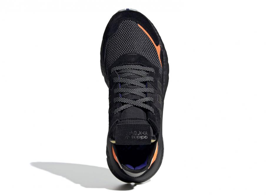 Adidas Nite Jogger Boost Black / Carbon