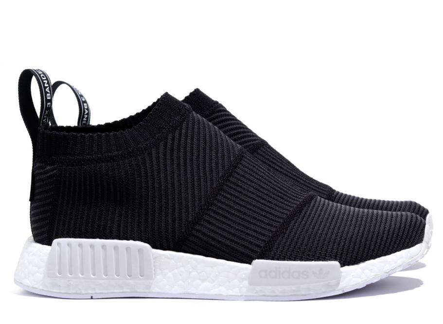 promo code 4afd0 0fd09 Adidas NMD CS1 GTX Primeknit Black BY9405 / Soldes / Novoid Plus