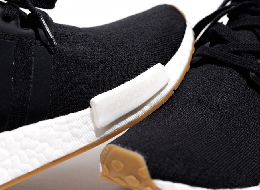 Adidas Nmd R1 Pk Black Gum By1887 Soldes Novoid Plus