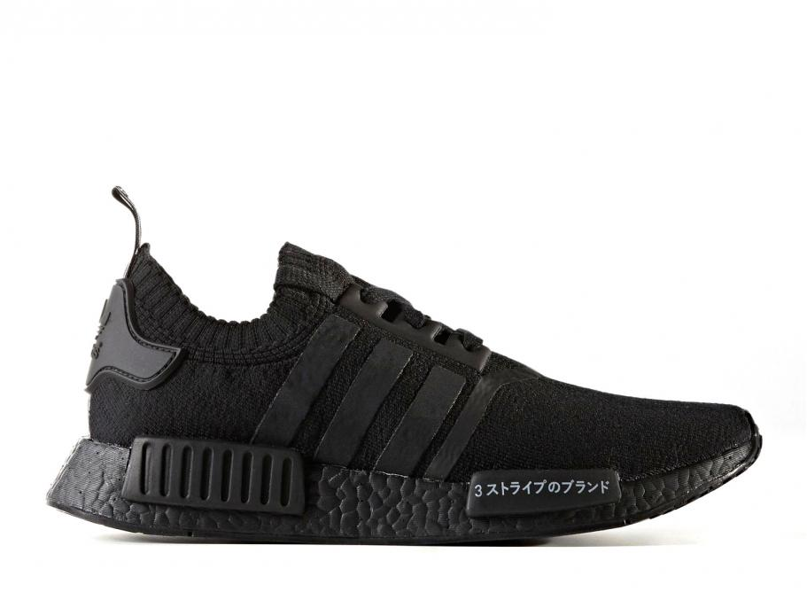 8885a620eb8a Adidas NMD R1 PK Japan Triple Black BZ0220   Soldes   Novoid Plus
