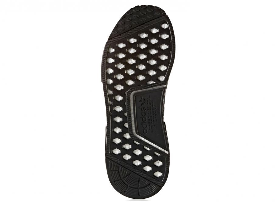 big sale 45664 689af Adidas Originals NMD R1 PK Japan Triple Black