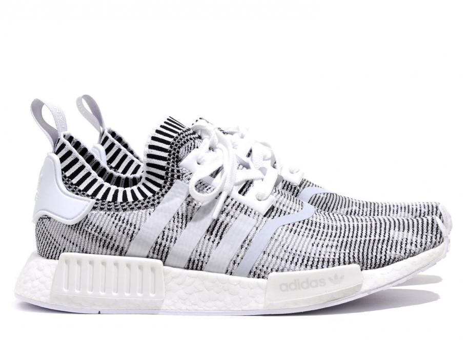 945ad797c35 Adidas NMD R1 PK White   Black BY1911   Soldes   Novoid Plus