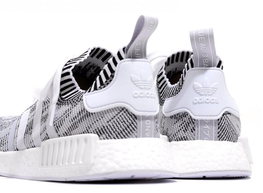 Unboxing Adidas X Sneakersnstuff Nmd R1 Pk Datamosh On Feet