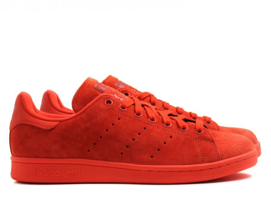adidas originals stan smith red