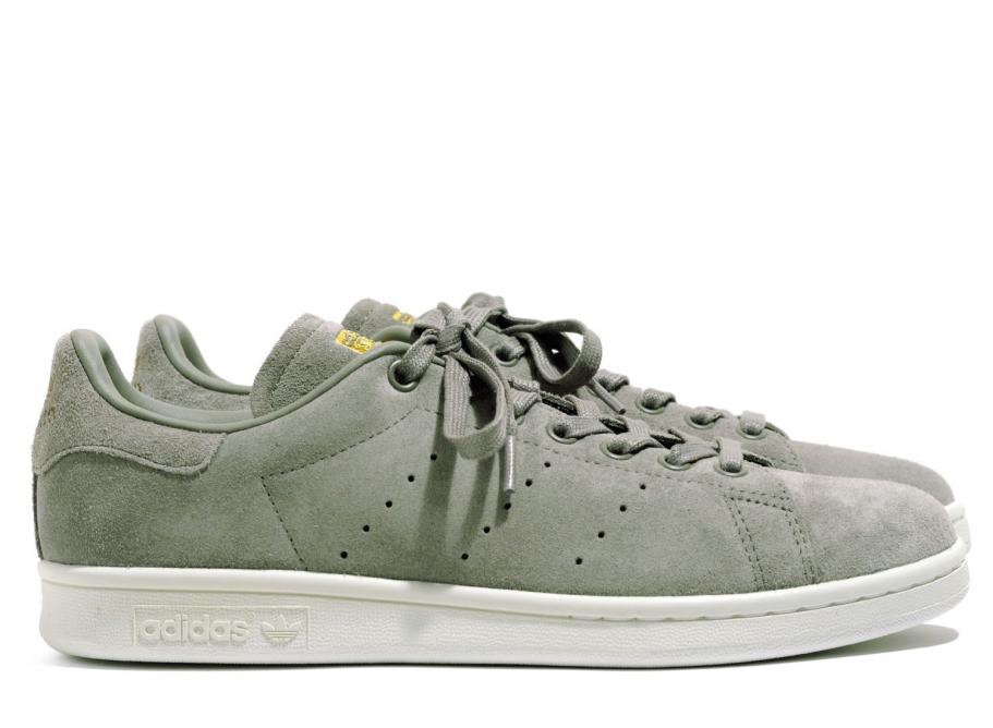 f5bc45302159e Adidas Stan Smith Suede Trace Cargo BB0038   Soldes   Novoid Plus