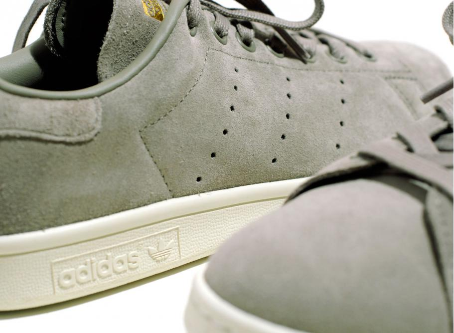 065d3bb655e Adidas Stan Smith Suede Trace Cargo BB0038   Soldes   Novoid Plus