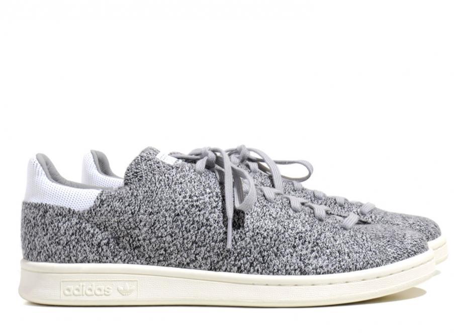 Adidas Stan Smith Primeknit Wool Multi Solid Grey S80069   Soldes   Novoid  Plus 296e7ec46113