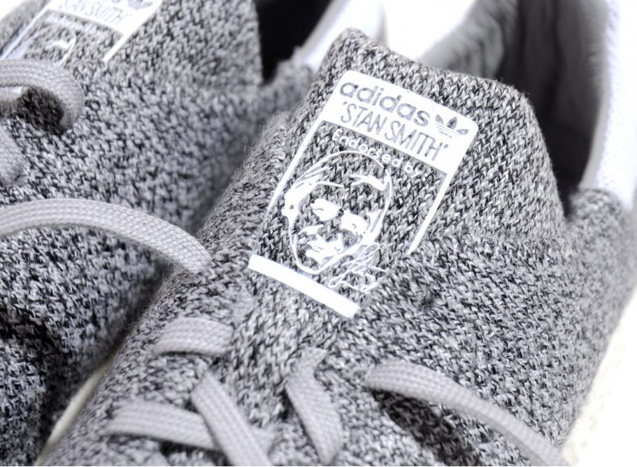 Adidas Originals Stan Smith Primeknit Wool Multi Solid Grey