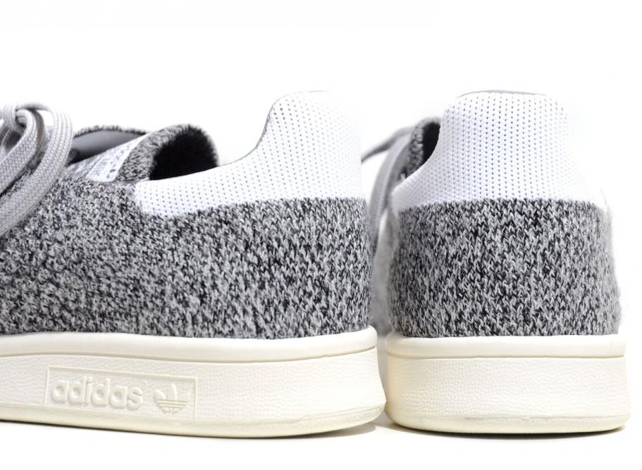 premium selection 61a20 a8679 Adidas Originals Stan Smith Primeknit Wool Multi Solid Grey