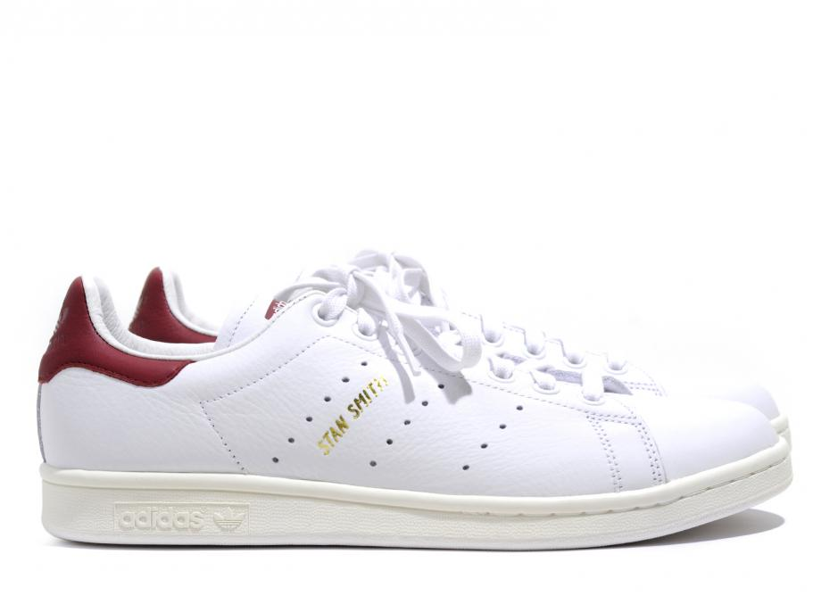 stan smith adidas burgundy