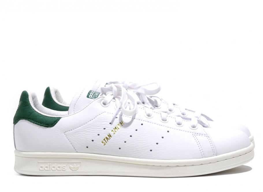 22f0d0a3a Adidas Stan Smith White   Green CQ2871   Soldes   Novoid Plus